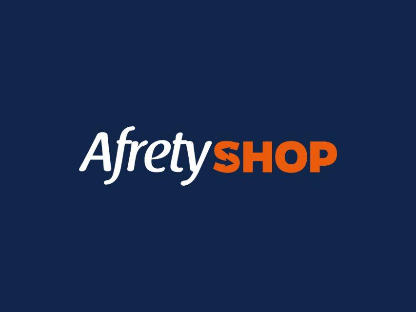 AfretyShop - Création de logo