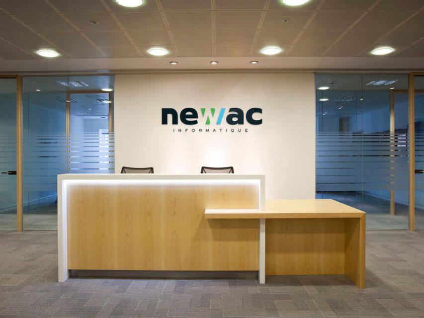 Newac - Création de logo