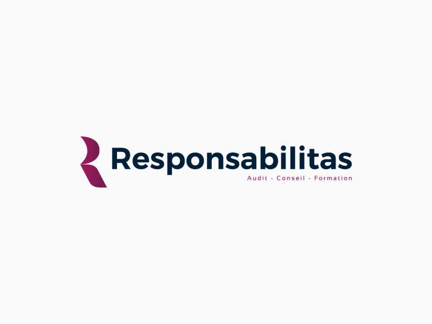 Responsabilitas - Création de logo